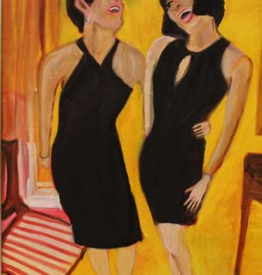 #65 Michele Corbitt -Sisters - $2000