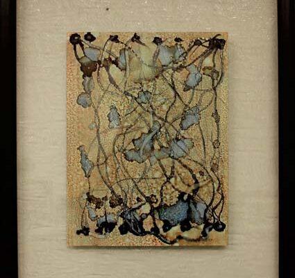 #69 Harvie Ann Cox - Spring Vines - $400
