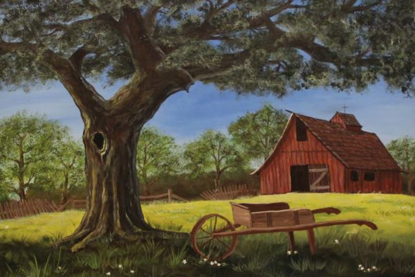 #8 Faye Altman-The Old Home Place-$1000